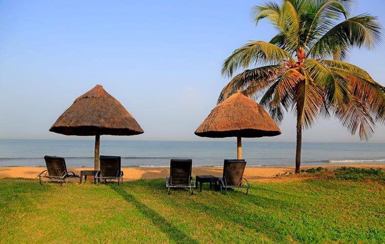 Gambia strand vakantie zon