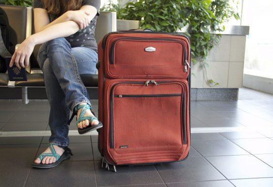 bagage weegschaal