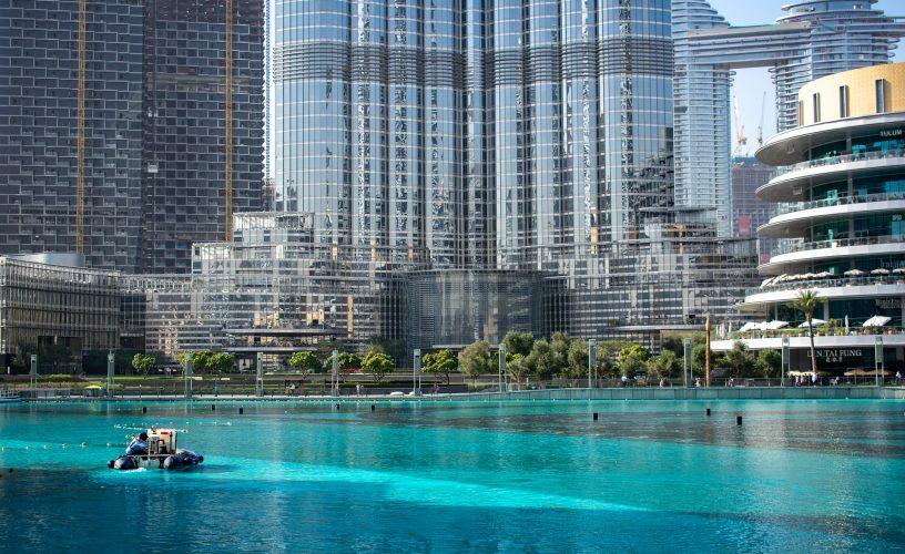 Dubai vakantie bezienswaardigheden burj khalifa