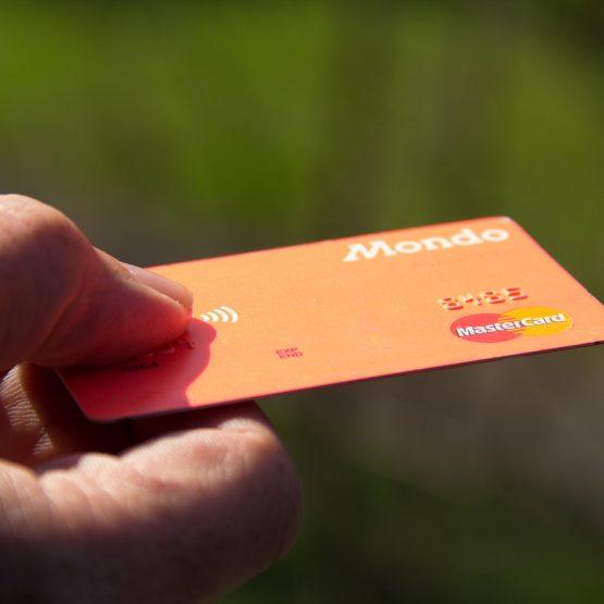 Creditcard op vakantie