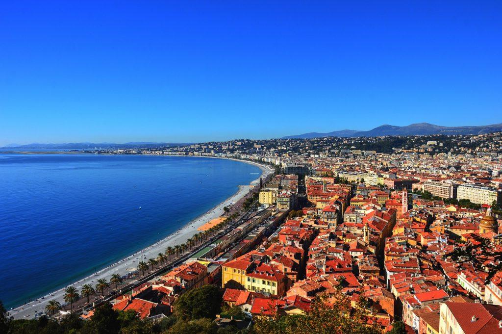 Nice Le Promenade des Anglais