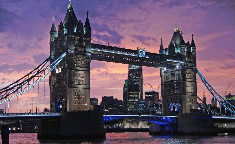 Citytrip Londen Tower Bridge