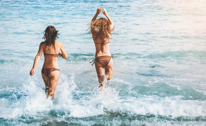 Tip veilig zwemmen zee